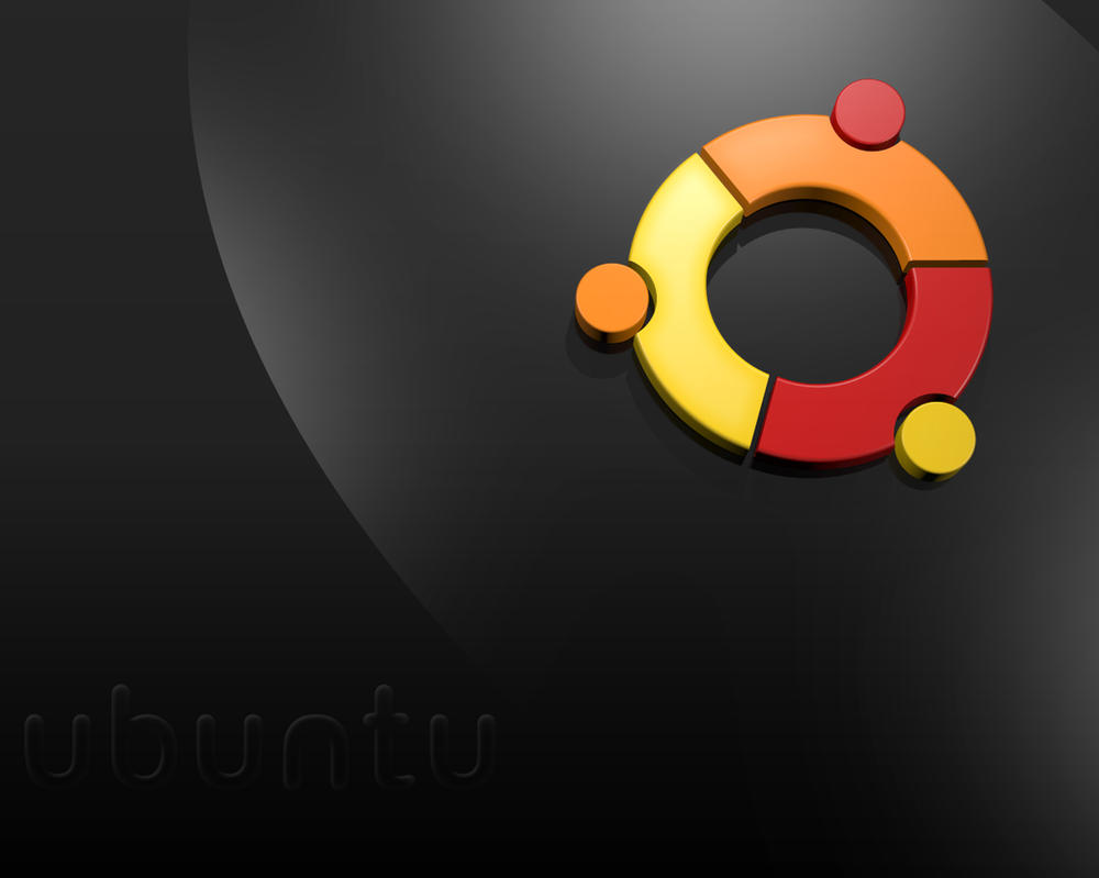 Black Ubuntu by Warma