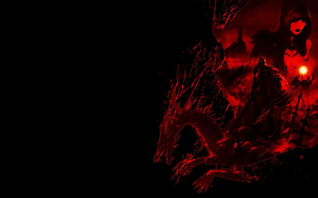 Dragon Age Origins by Warma