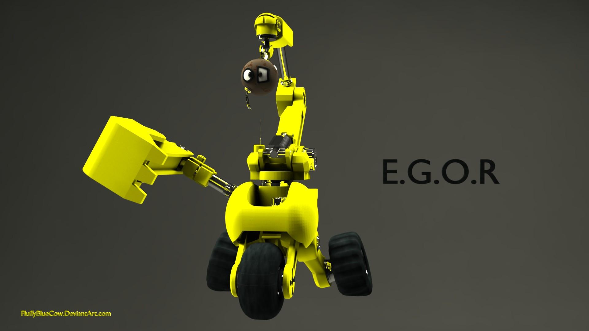 EGOR - WIP by FluffyBlueCow