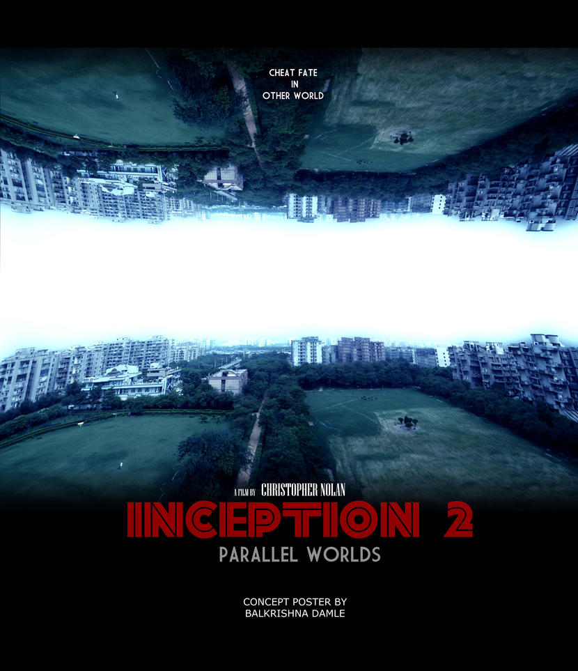 Inception Wallpaper: Inception 2 By Dhawald3 On DeviantArt