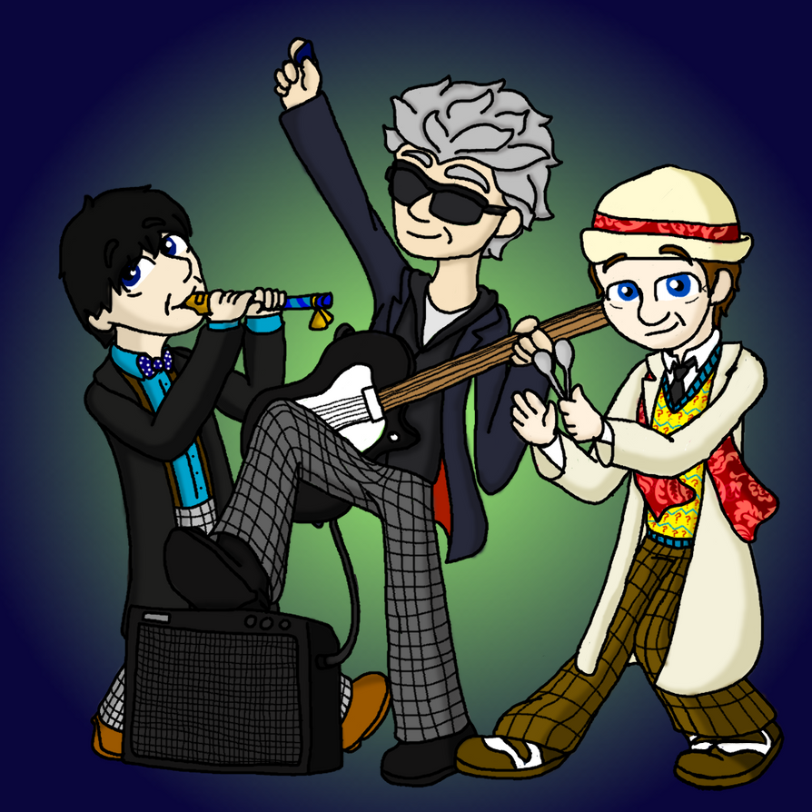 The Who by vulcangirl14