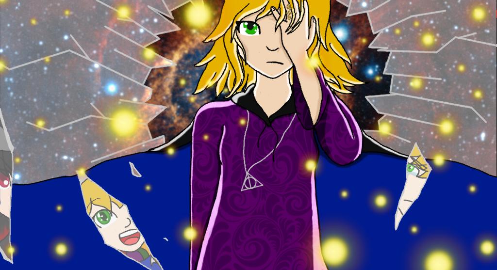 T'Riss the Sorceress by vulcangirl14