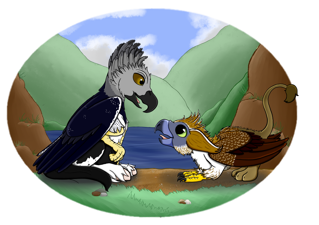The Hippogriff and the Griffin