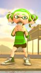 [SFM] Green Squib drinking by JonathanFess