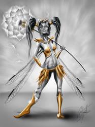 Fairy with attitude