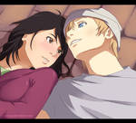 AirGear: Kazu x Emily