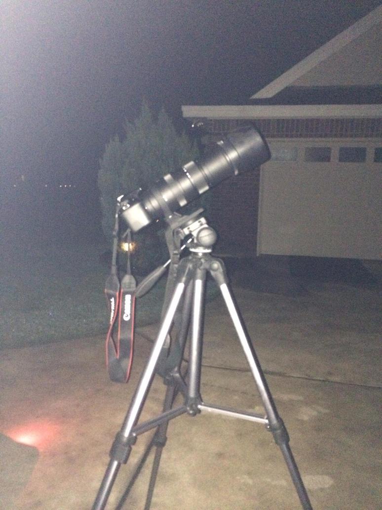 Stargazing by Broadwinger