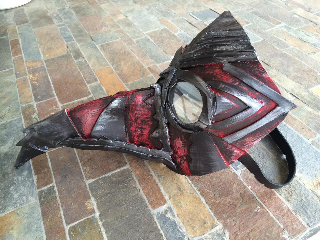 Plague mask by Broadwinger