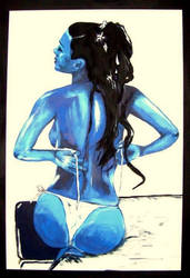 Blue One 2 by JoeBlack1978