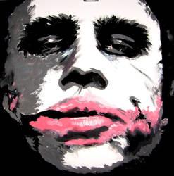 Heath Ledger - The Joker by JoeBlack1978