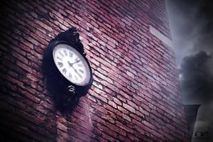 Time stops in Venice by Redanshy