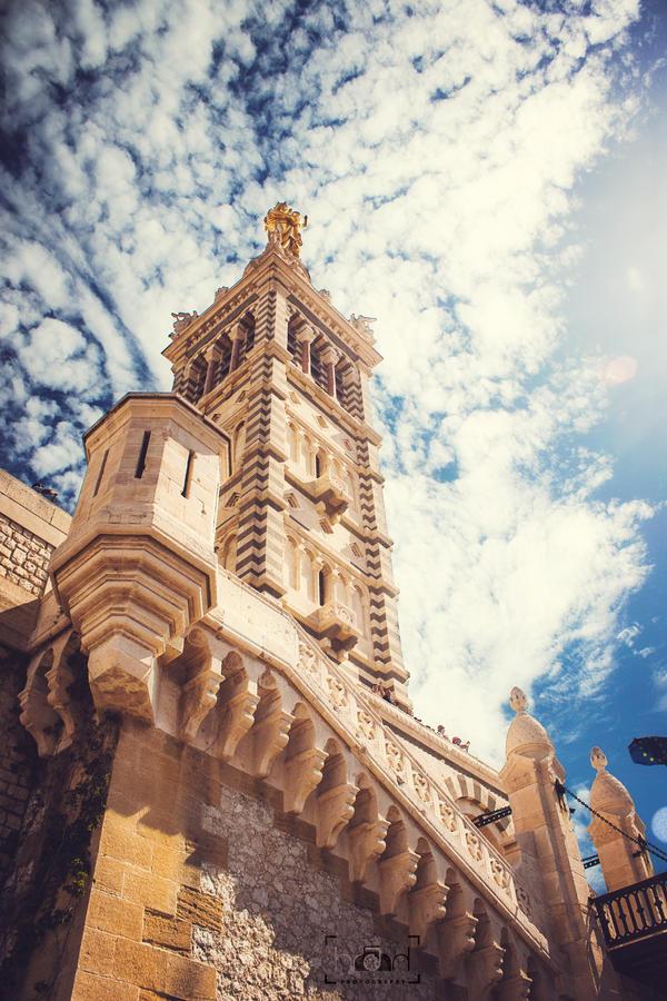 Notre-Dame de la Garde by Redanshy