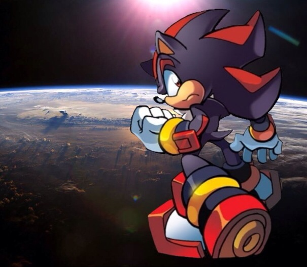 Shadow The Hedgehog Wallpaper By HyperShadow92 On DeviantArt
