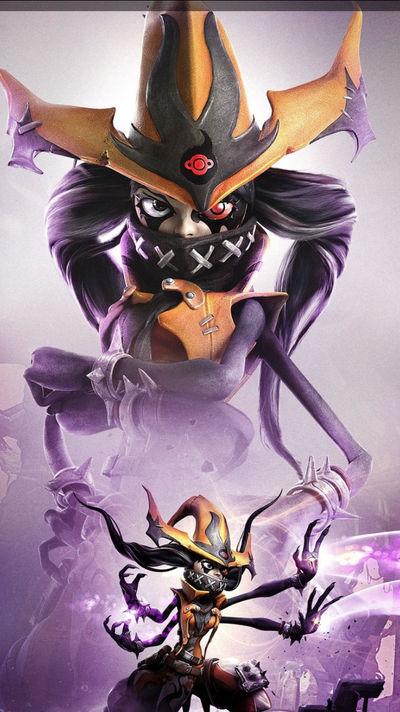 Battleborn Orendi Iphone Wallpaper By Hypershadow92 On Deviantart