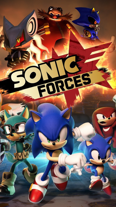 Sonic Forces IPhone Wallpaper By HyperShadow92