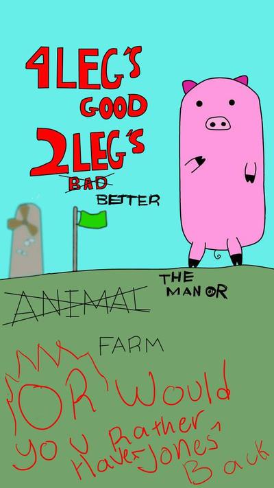 animal farm propaganda