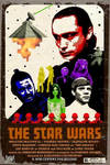 The Star Wars faux poster