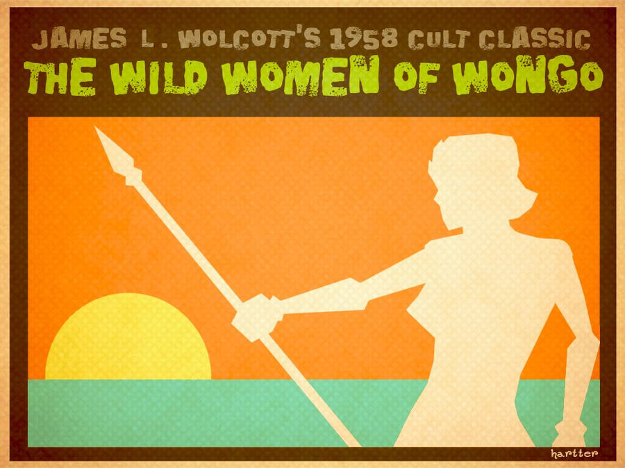 SFS: The Wild Women Of Wongo by Hartter
