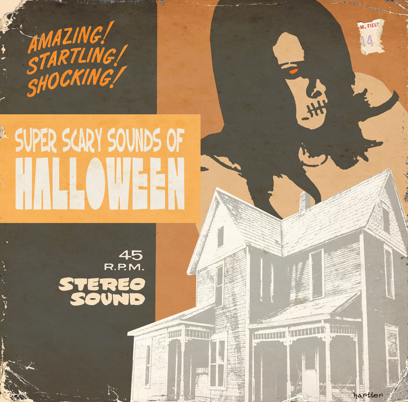 Super Scary Sounds Halloween by Hartter