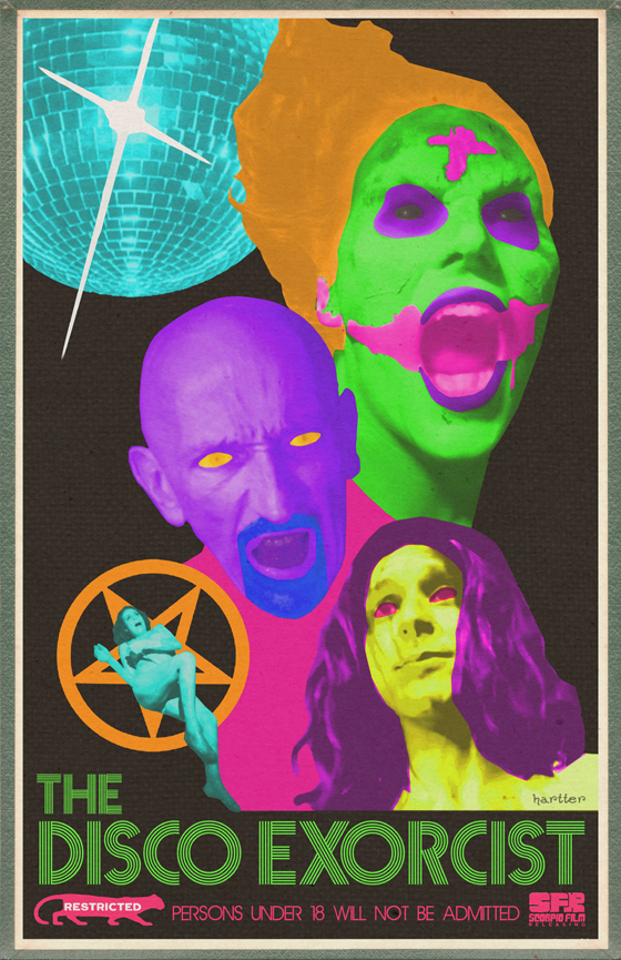 the disco exorcist full movie