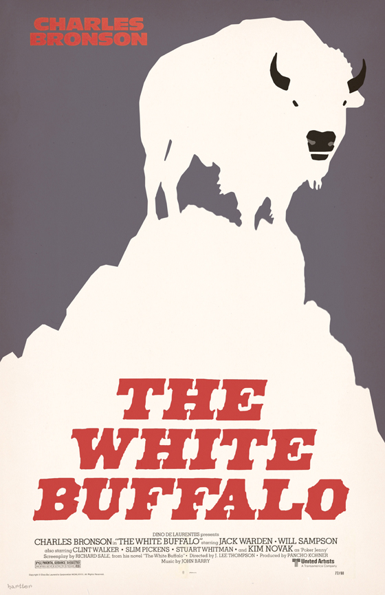 The white buffalo movie