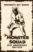 The Monster Squad by Hartter