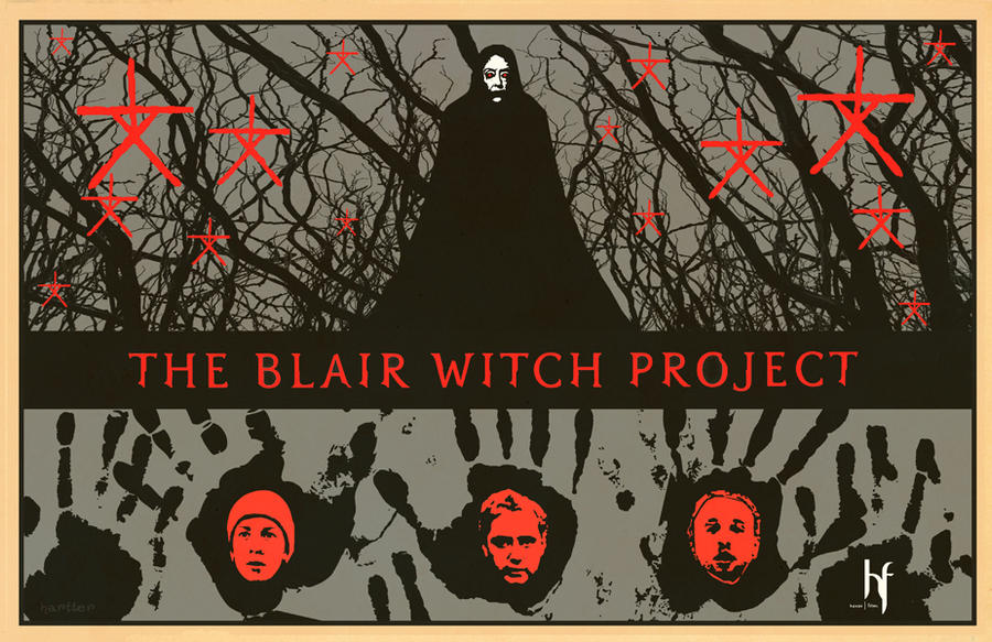 the blaire witch project New 'blair witch' shocks everyone like it's 1999 a long-secret sequel finally heads to screens 17 years after 'the blair witch project.