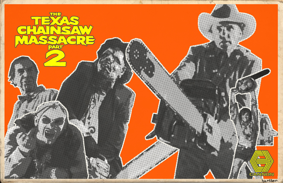 The Texas Chainsaw Massacre Part 2 by Hartter