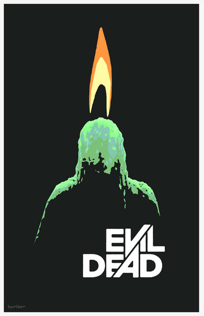 Evil Dead 2013 by Hartter