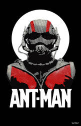 Ant Man Phase 2 by Hartter