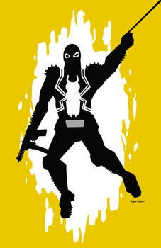 Flash Thompson Venom