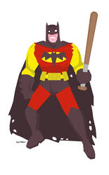 Batman Of Zur En Arrh