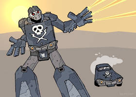 Decepticon: Deathproof