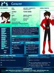 Hero OC - Catalyst
