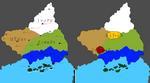 Map of Myriad by Vibiana