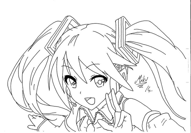 miku hatsune coloring pages. . miku picture am. chibi little ... - Hatsune Miku Chibi Coloring Pages