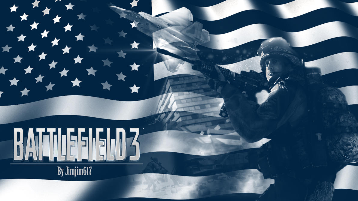 battlefield 3 wallpaper 1920x1080jimjim617 on deviantart