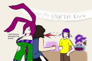 Happy Birthday DP by MajorMoonie