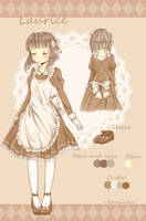Laurice ref new by Anniichu