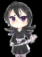 Rukia by Anniichu