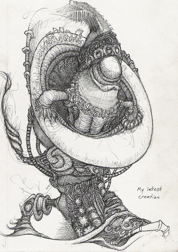 latest creation by spiralrider