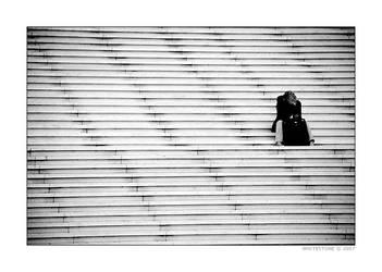 Stairs by whitestone