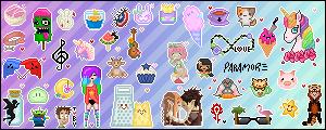 Updated Pixel Dump :3 by KorueSenpai