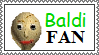 Baldi Fan Stamp by HudicMark219
