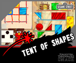 FT Smash Stage Reveal - Tent of Shapes
