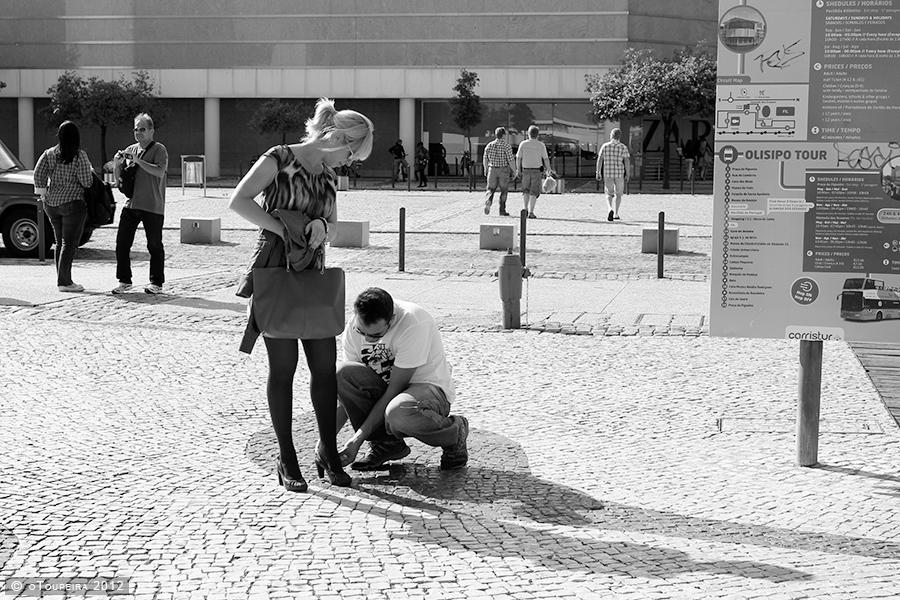 Urban Cinderella by oToupeira