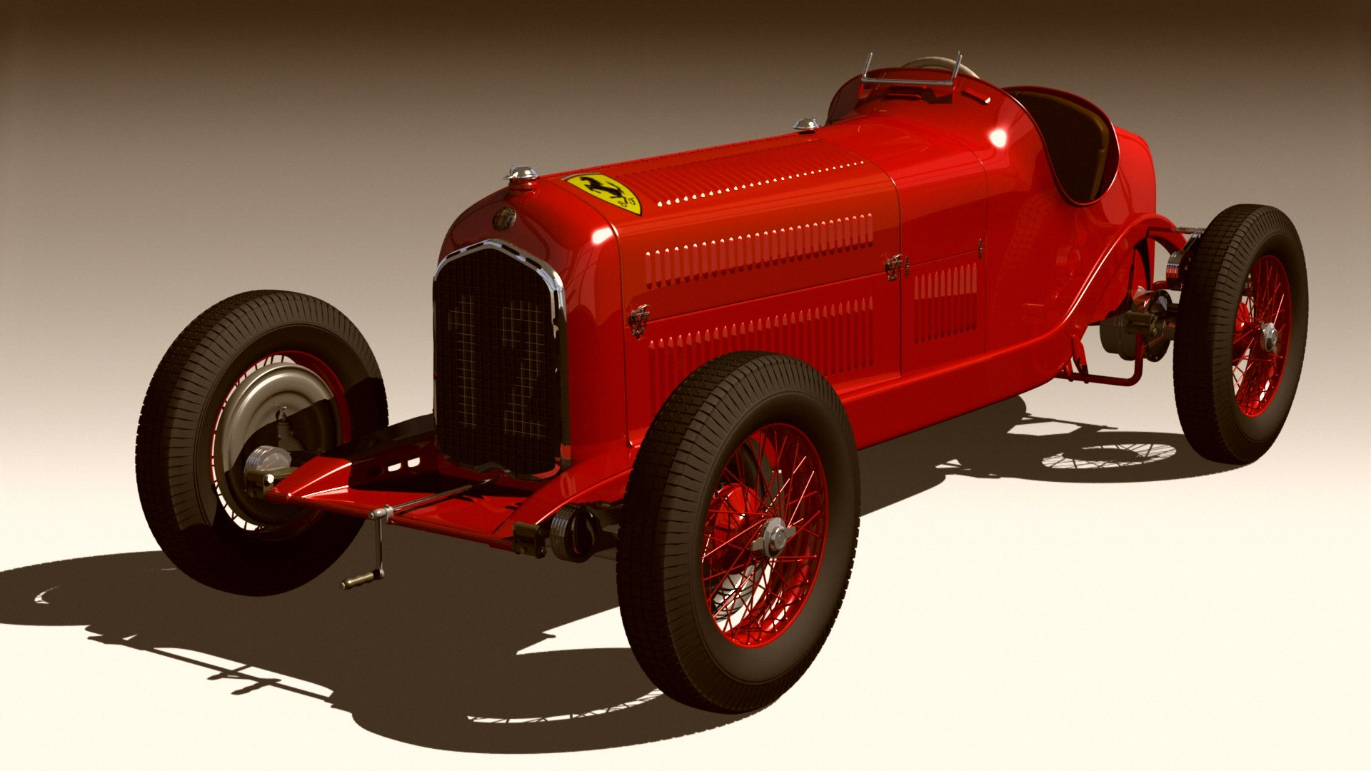 Alfa Romeo P3 — Идеи изображения автомобиРя