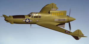Curtiss XP 55 Ascender