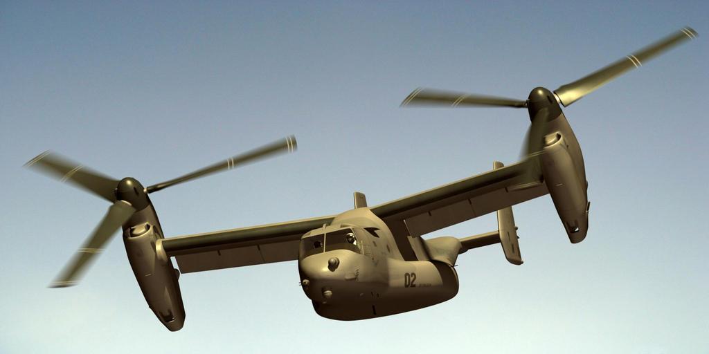bell v 22 osprey - photo #38
