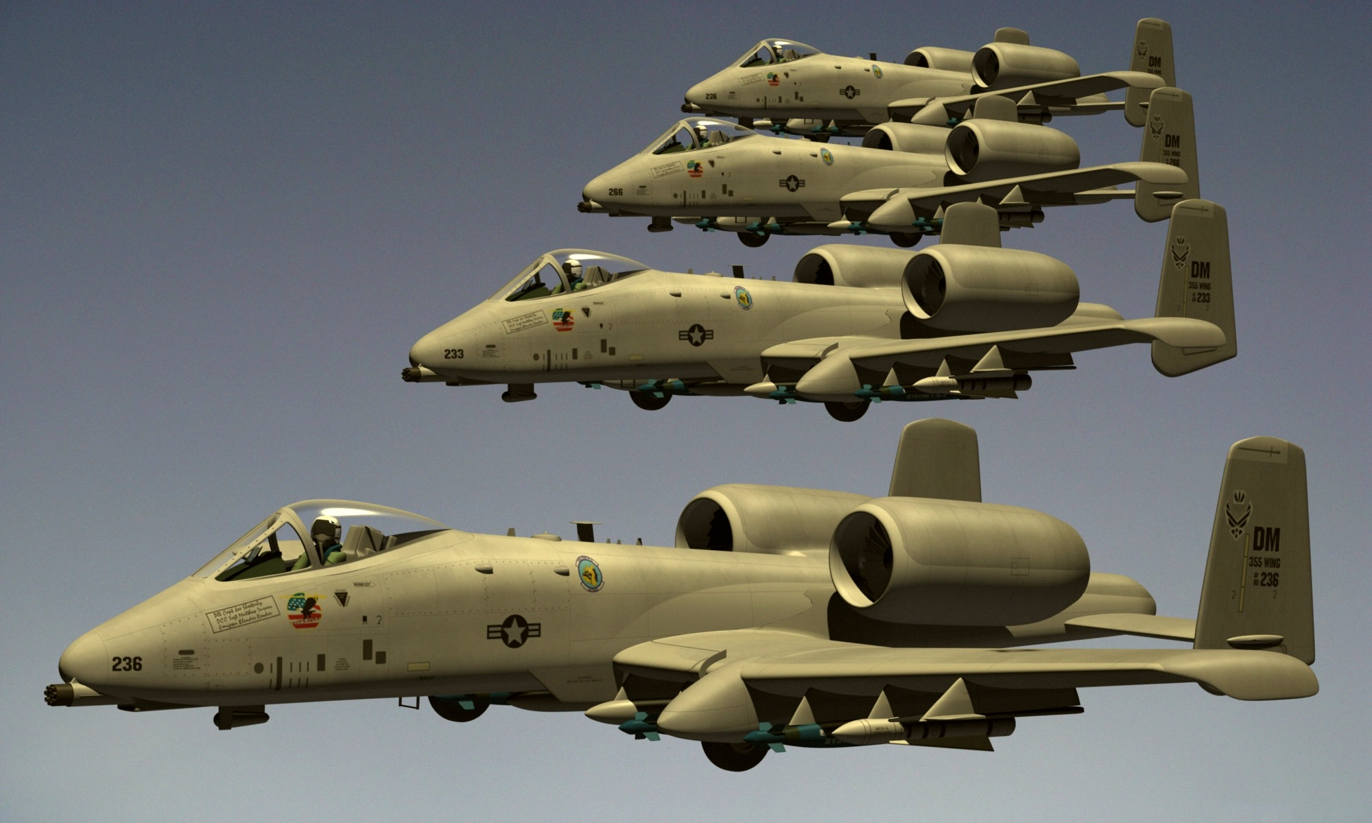 HD] A-10 Thunderbolt II Compilation - YouTube